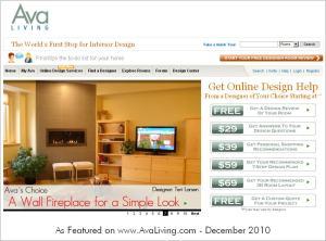 Featured Design Simple Fireplace