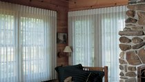 Hunter Douglas Luminette shade